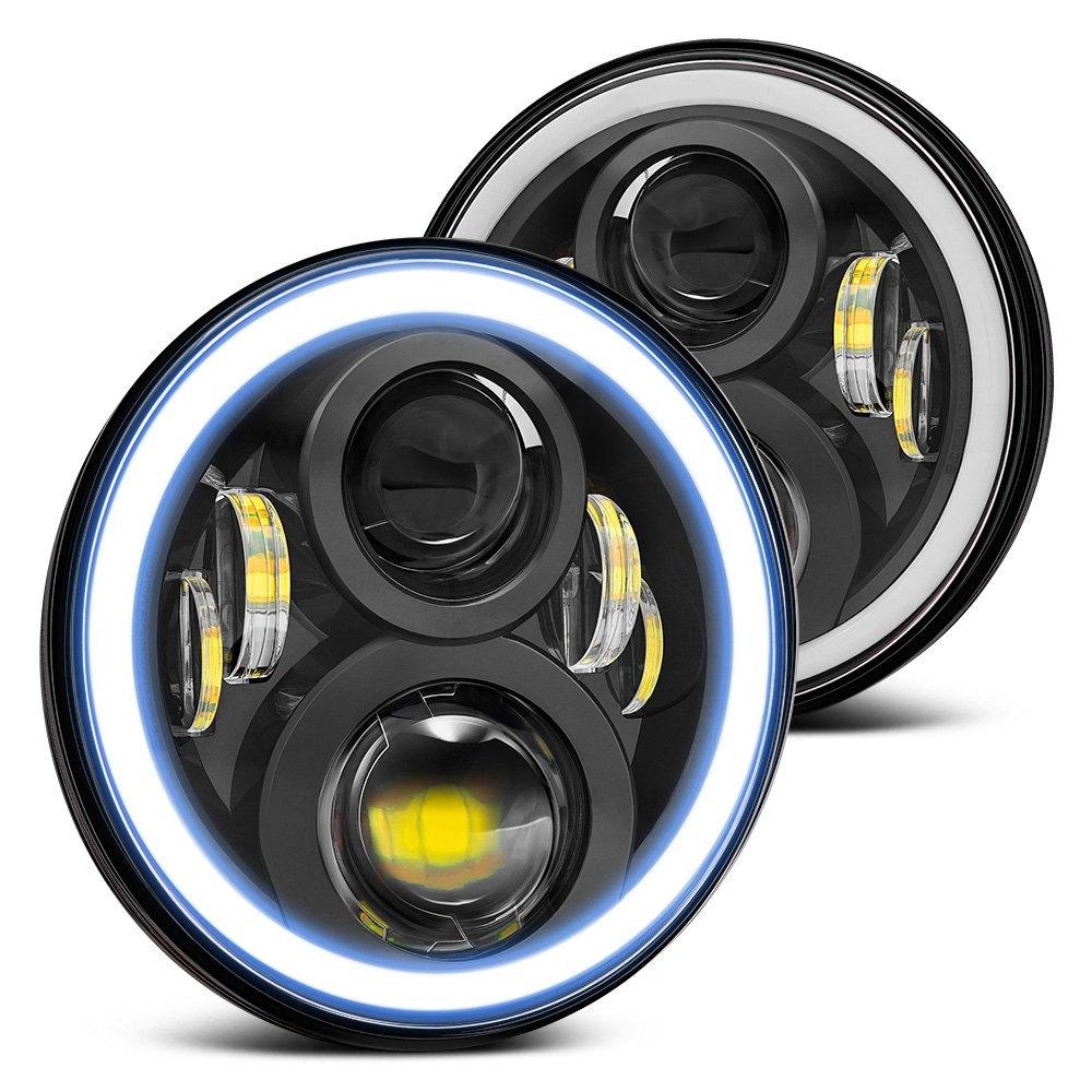 Lumen 174 Round Sealed Beam Led Headlights