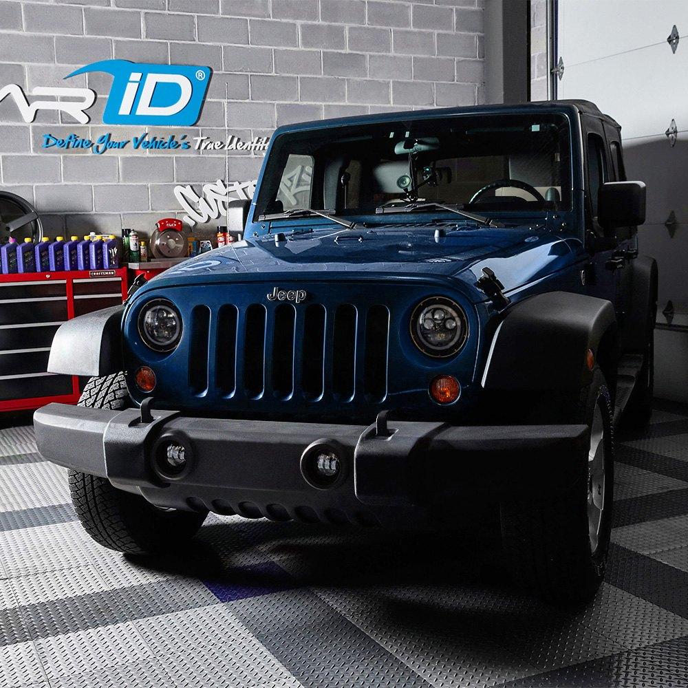 Jeep Wrangler Fog Lights >> Lumen Projector Led Fog Lights