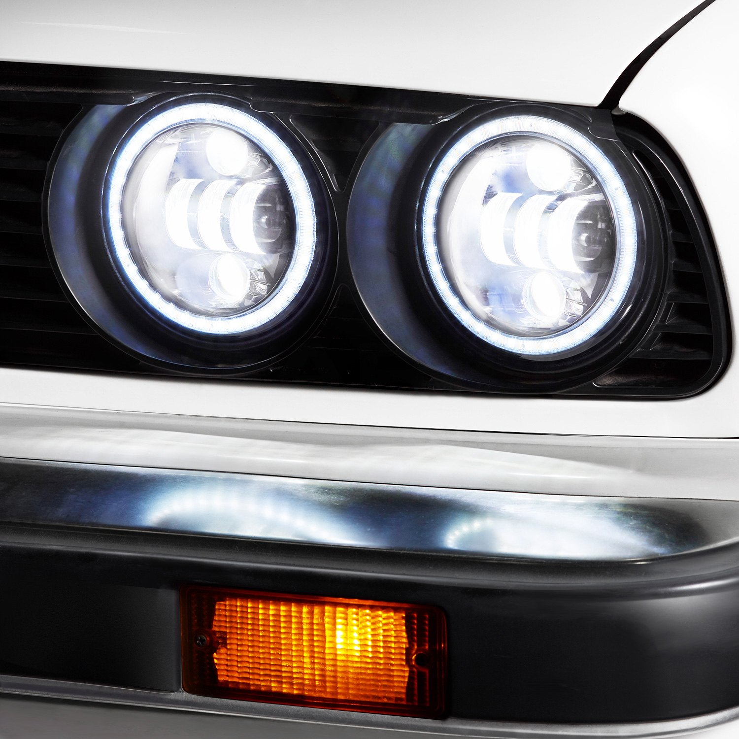 LED beams for cars: types, selection, installation 53