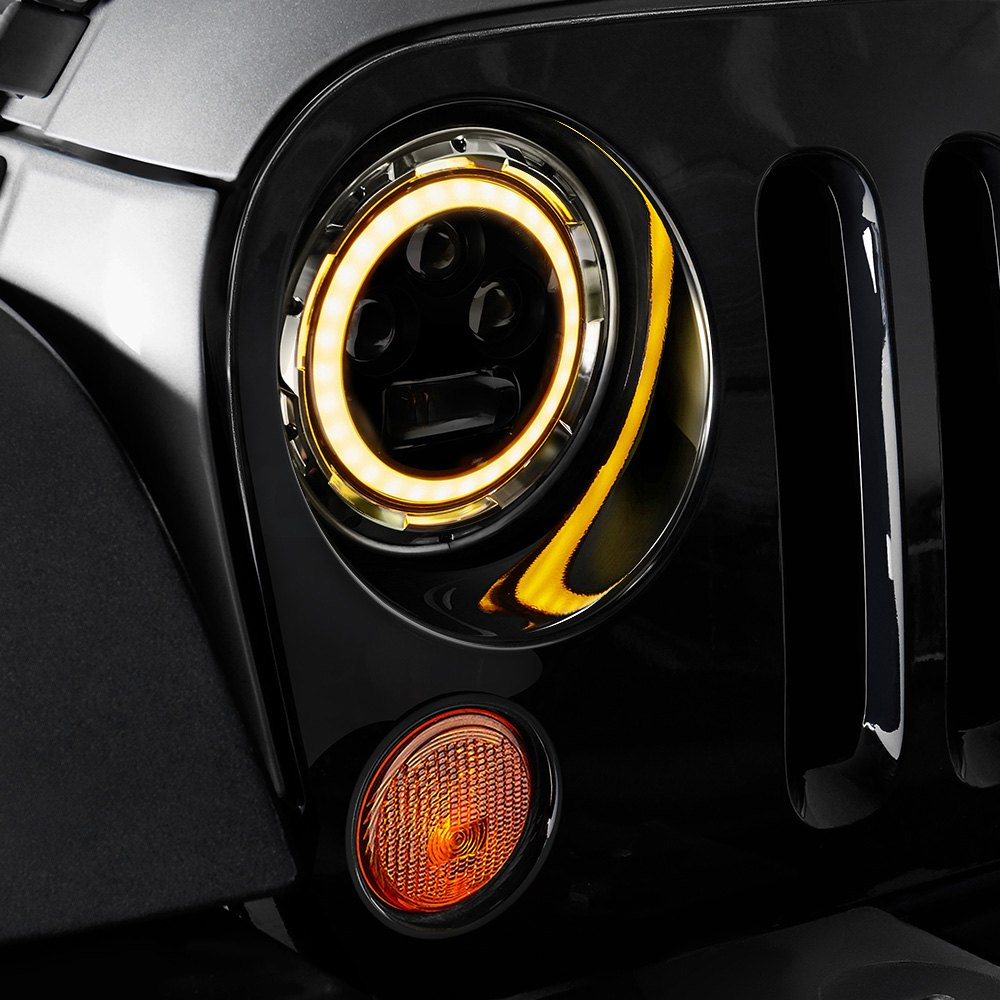 LED beams for cars: types, selection, installation 16
