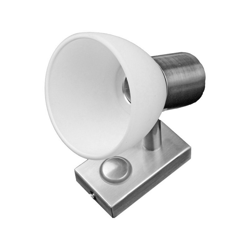 lunasea lighting llb 33ew 81 ot wall mount led light warm white touch dimming. Black Bedroom Furniture Sets. Home Design Ideas