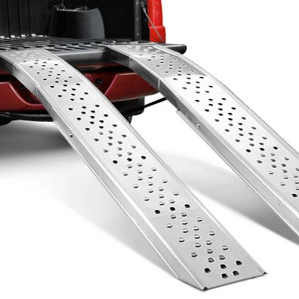 Atv Truck Ramps >> Lund® 602013 - Folding Arched Loading Ramp