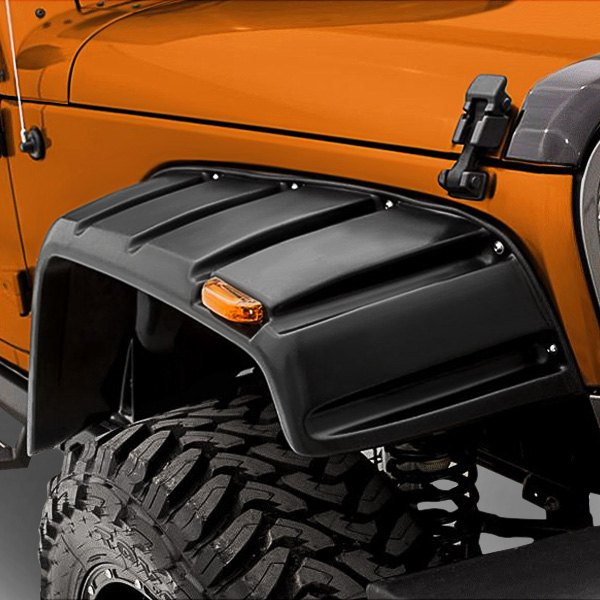 Lund 174 Rx Jeep Rivet Style Fender Flares