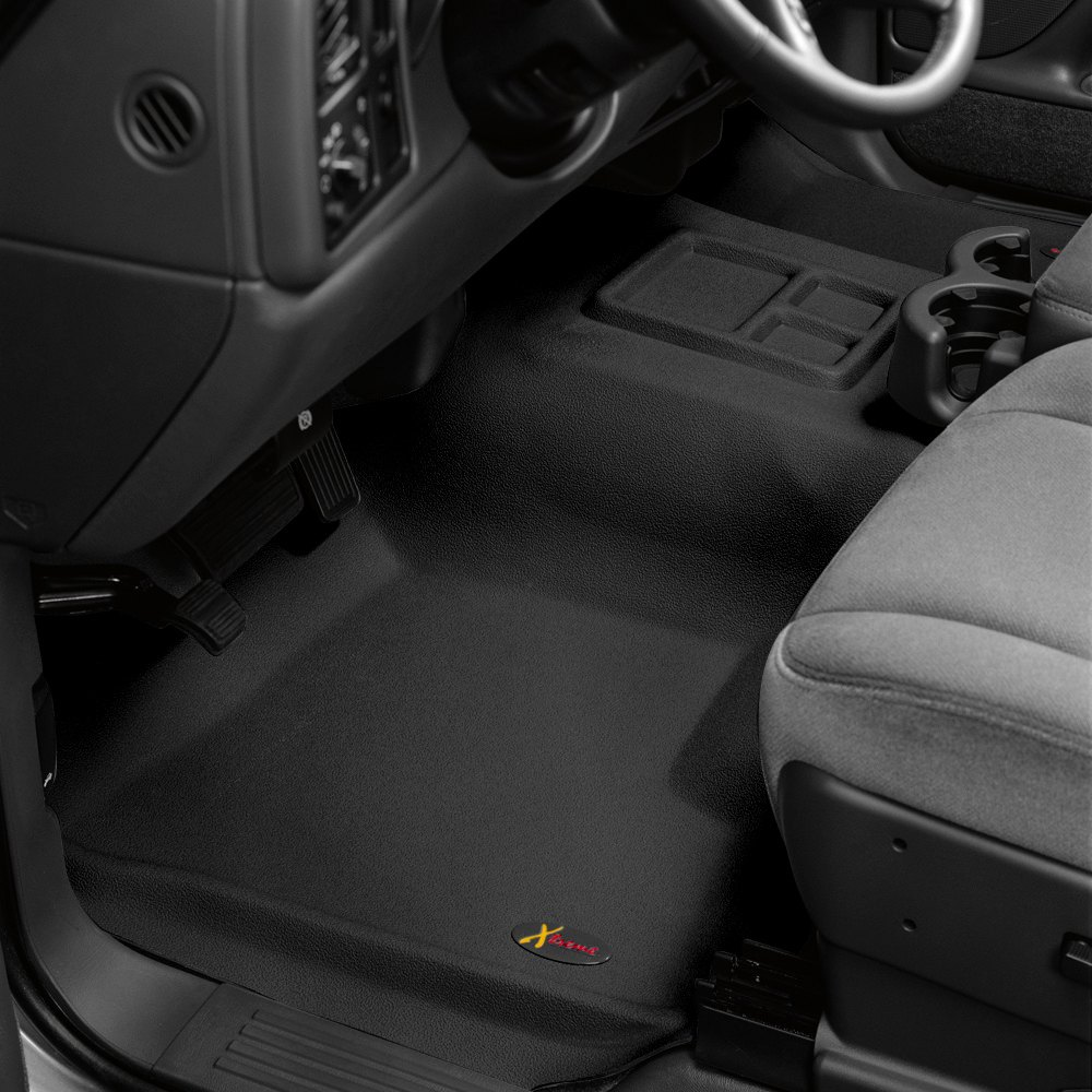 2011 GGBAILEY D2525A-F1A-GY-LP Custom Fit Car Mats for 2009 2013 2010 2014 Nissan Cube Grey Loop Driver /& Passenger Floor 2012