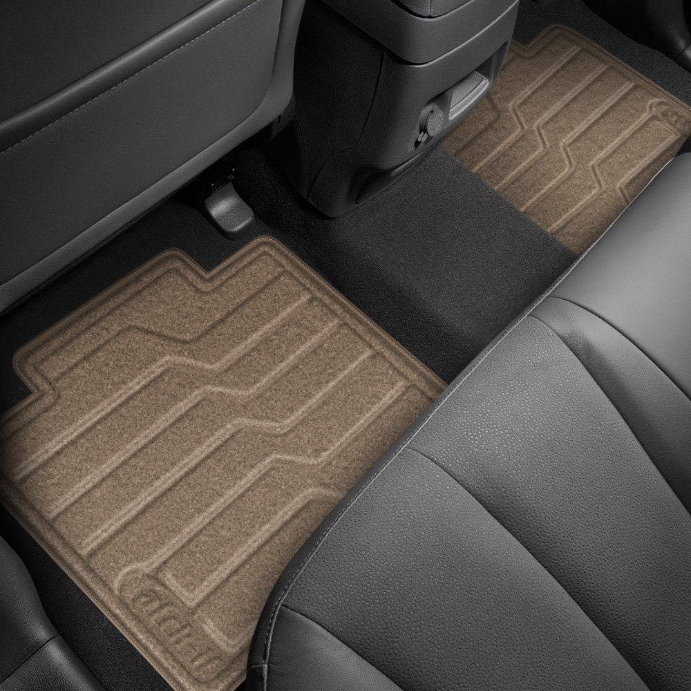 Lund 783105 t catch it carpet 2nd row tan floor liners for Carpet flooring