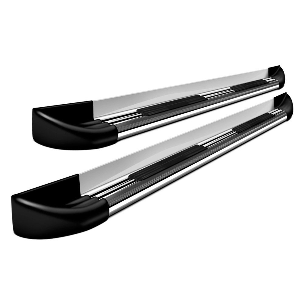 Lund 291121 TrailRunner Extruded Polished Running Boards