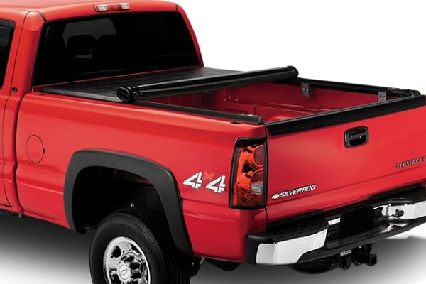 lund chevy colorado 2017 genesis roll up tonneau cover. Black Bedroom Furniture Sets. Home Design Ideas