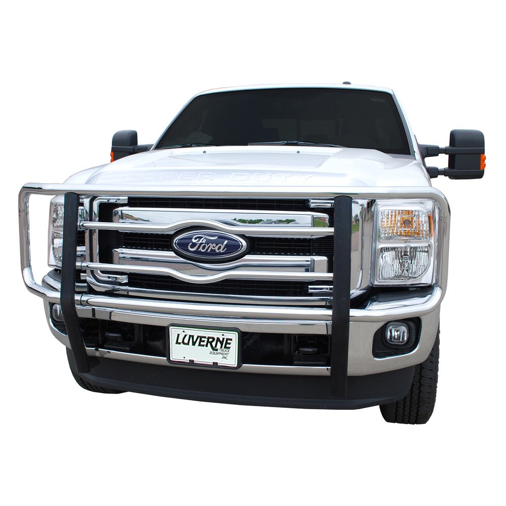Grill Guards For Trucks : Ford truck brush guards autos post