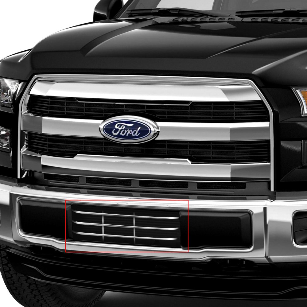 2012 F150 Ecoboost >> Chrome Grill Insert For Ford Ecoboost | Autos Post