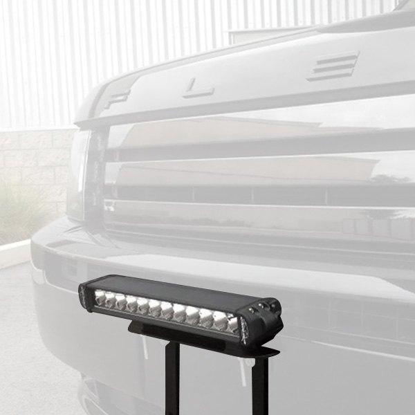 Slim Led Garage Lights: License Plate Mounted Atlantis Series 14