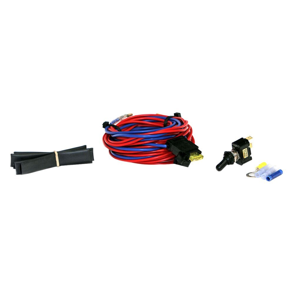Lx Led Lsw2815r Wiring Harness With Rocker Switch For 2 Lights