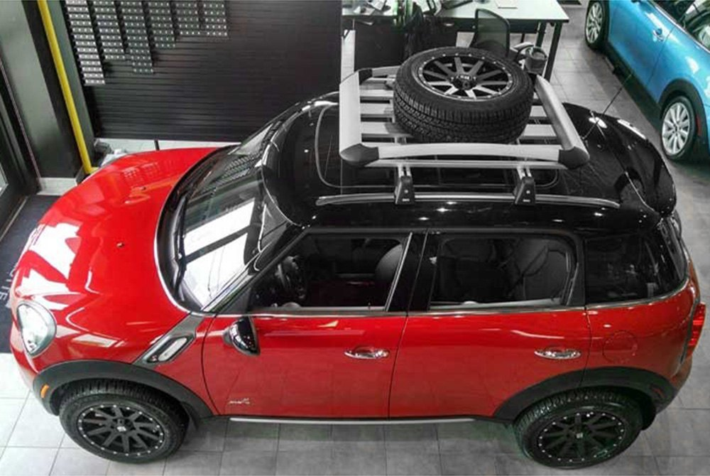 Mini Cooper Spare Tire >> M7 Speed 60 140100 Black Spare Tire Mount