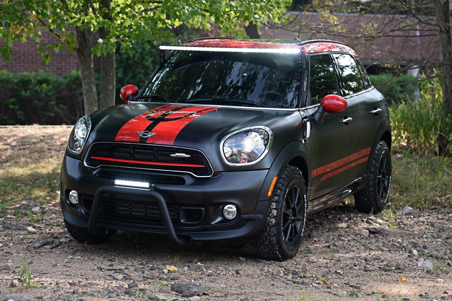 M7 Speed Mini Countryman 1 6l 2017 2 X 2 Off Road Front And