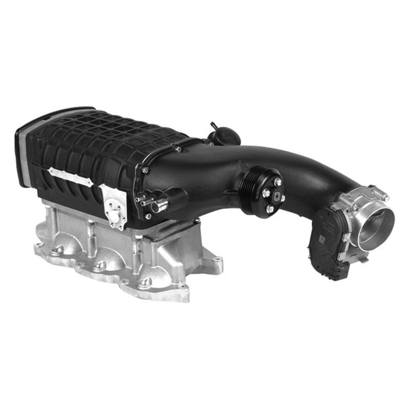 Jeep Supercharger Kits: Jeep Wrangler 3.6L 2014 TVS1320 Series