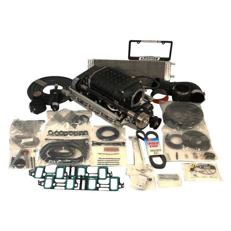 Ls2 Supercharger: MagnaCharger 01-23-60-133-BL