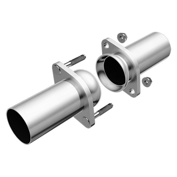 Magnaflow stainless steel ball flange quot id