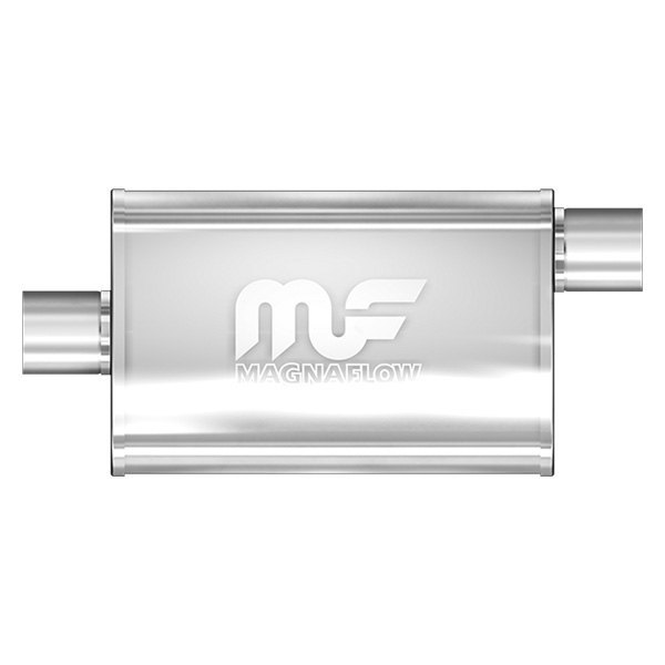 MagnaFlow Muffler Mag SS 14X4X9 2.5 O//C