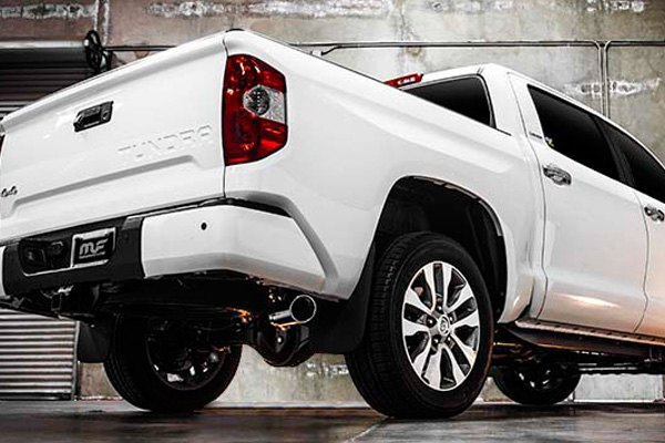 MagnaFlow® - Toyota Tundra 2016-2017 MagnaFlow Series™ Stainless Steel Cat-Back Exhaust System