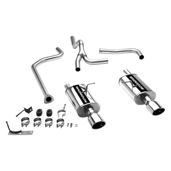 MagnaFlow® - Chevy Cavalier 2002 Street Series™ Stainless