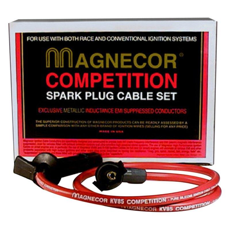 Magnecor® 45167 - KV85 Competition 8 5 mm Spark Plug Wire Set