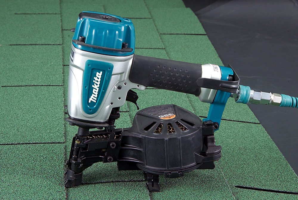 Makita 174 An453 1 3 4 Quot Roofing Coil Nailer