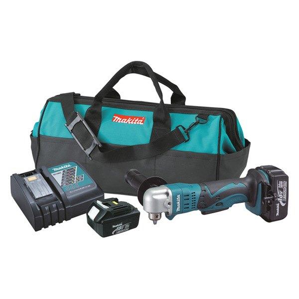 makita bda350 3 8 angle 18v lxt li ion cordless drill kit. Black Bedroom Furniture Sets. Home Design Ideas