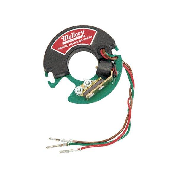 mallory unilite distributor wiring diagram 460 ford