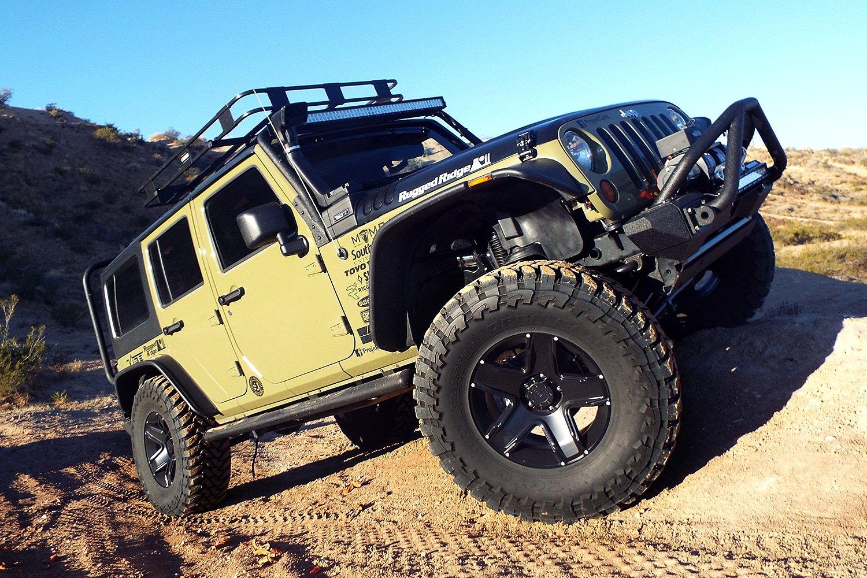 Jeep Wrangler Tires And Rims >> MAMBA® M13X Wheels - Matte Black Rims