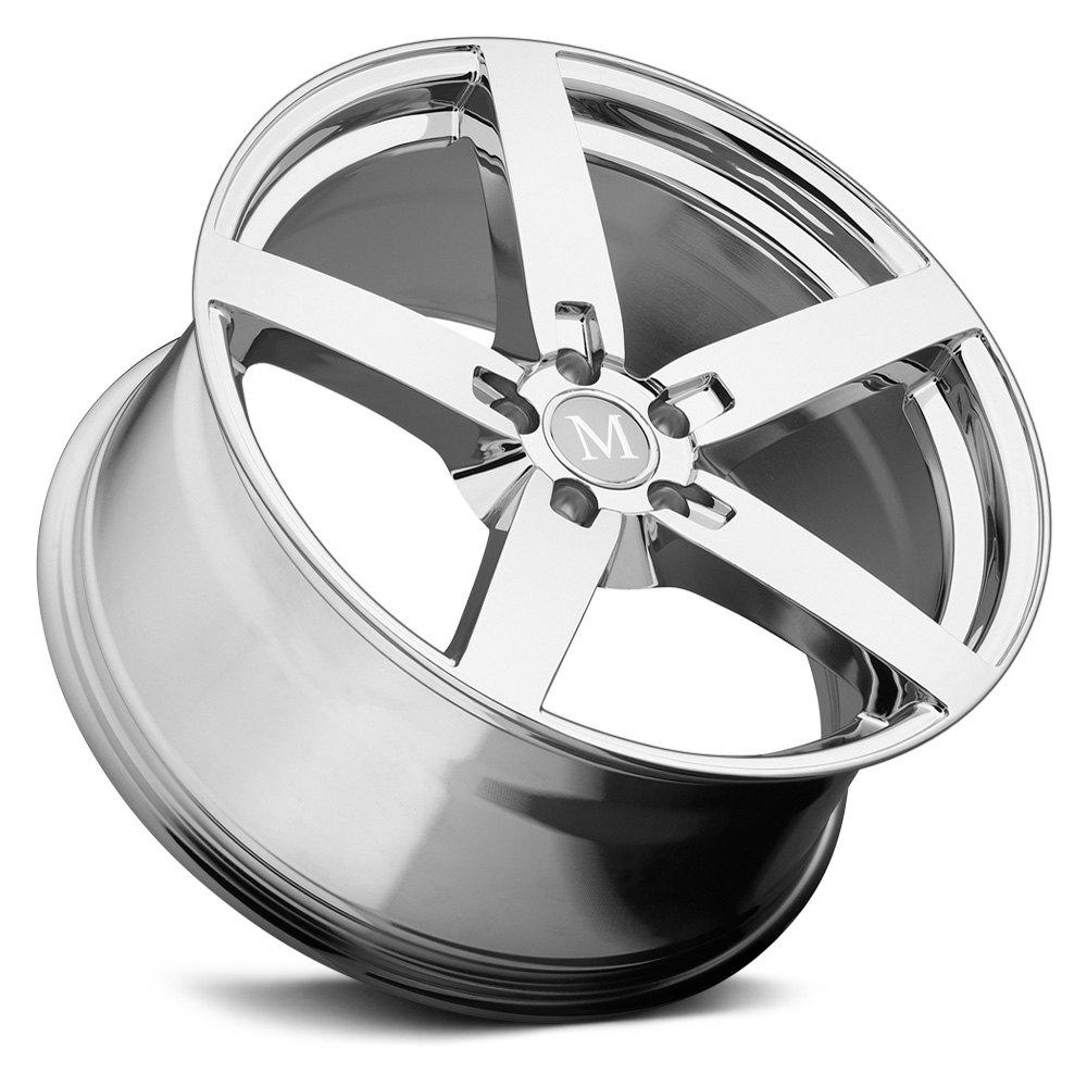 MANDRUS® ARROW Wheels - Chrome Rims