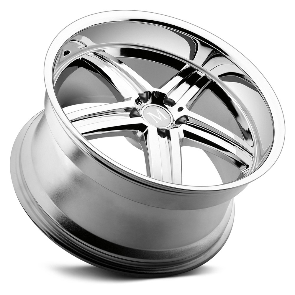 MANDRUS® MANNHEIM Wheels - Chrome Rims