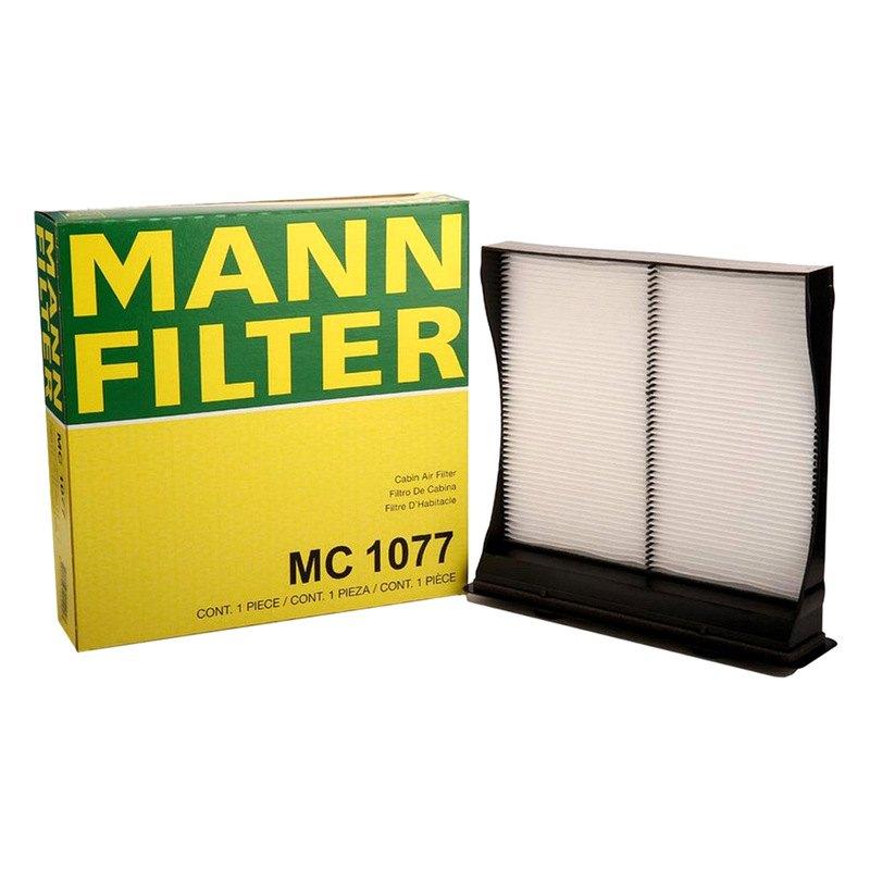 Mann filter mc1077 subaru forester 2009 2013 cabin air for Cabin air filter subaru forester