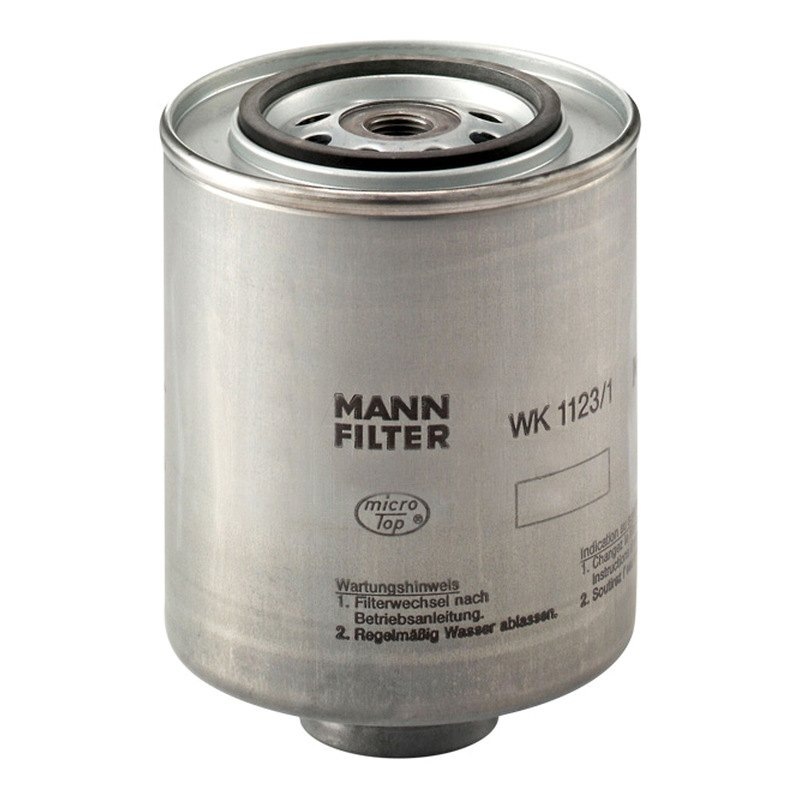 Mann Fuel Filter 1044: BMW 5-Series 1985-1986 Spin-On