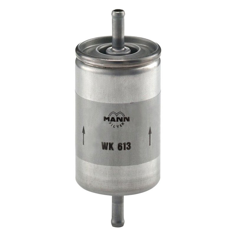 fuel filters for diesel engines mann-filter® wk613 - in-line fuel filter