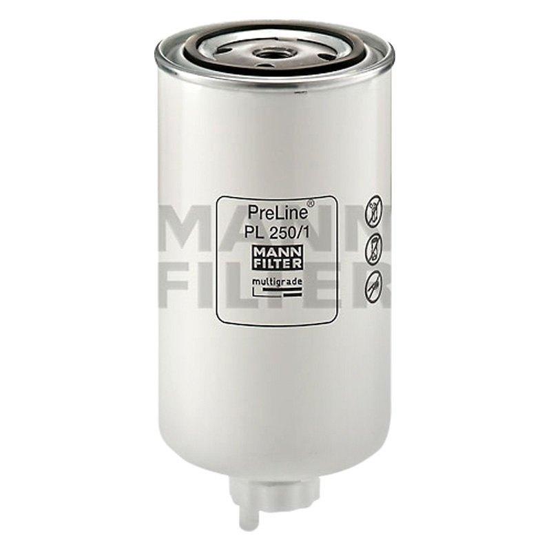 mann filter pl250 1 spin on fuel filter. Black Bedroom Furniture Sets. Home Design Ideas