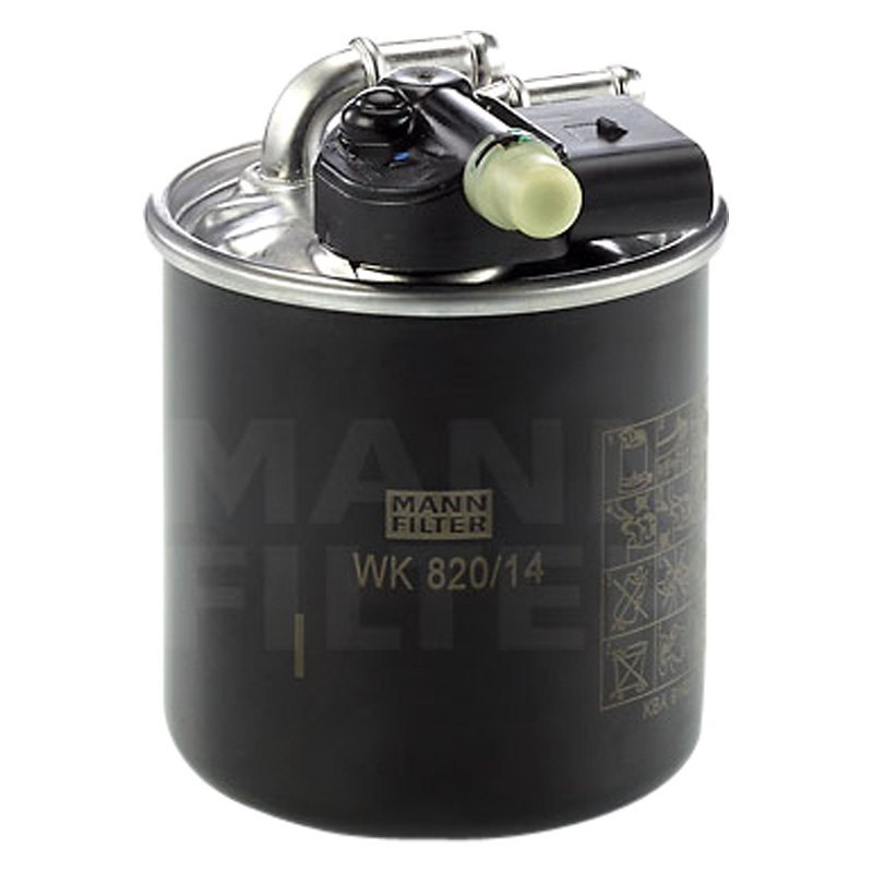 Mann Fuel Filter 1044: Mercedes GL Class 2016 Fuel Filter