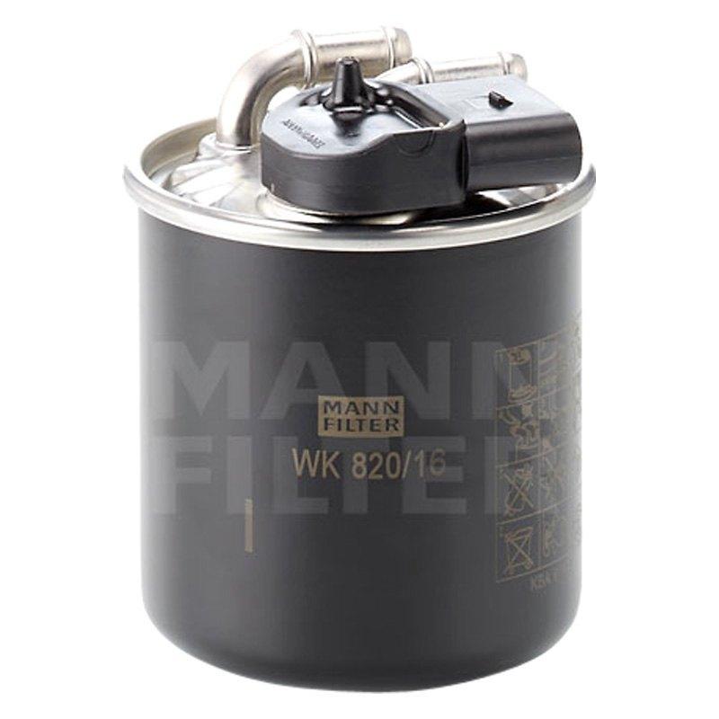 Diesel Fuel Filtration Sock : Mann filter wk diesel fuel