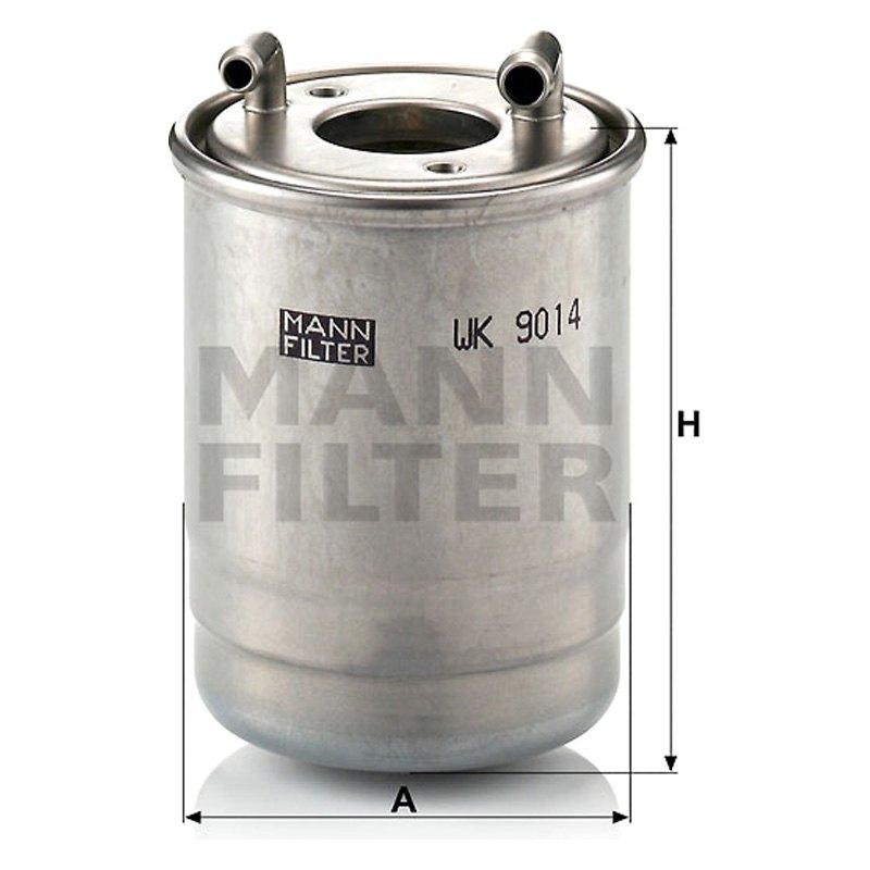 mercedes sprinter fuel filter mann-filter® - mercedes sprinter 2500 / sprinter 3500 2014 ... 2005 mercedes benz fuel filter location