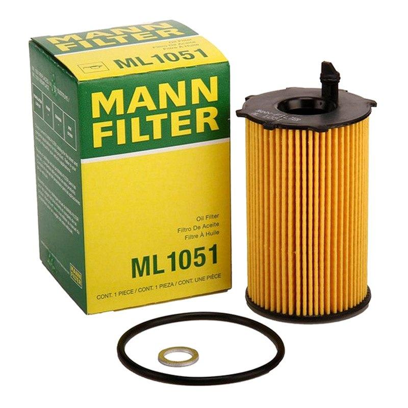 mann filter ml1051 oil filter element. Black Bedroom Furniture Sets. Home Design Ideas