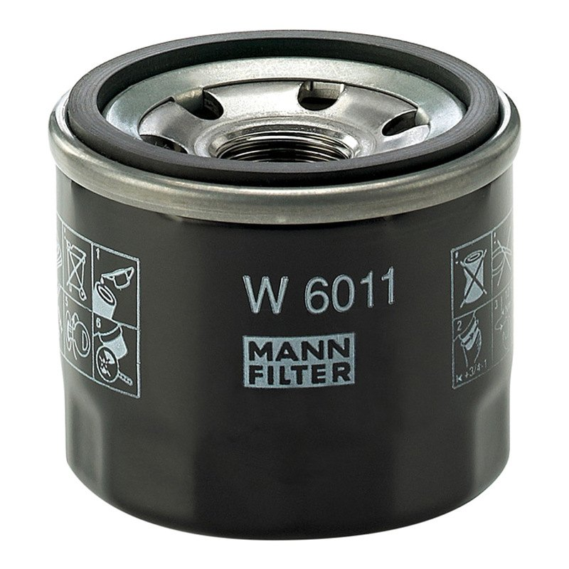 Mann filter w6011 oil filter for What does the w stand for in motor oil