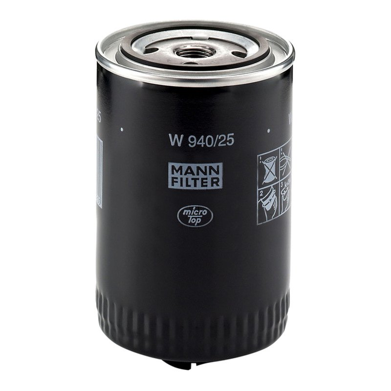 Audi A4 2002-2005 Spin-On Oil Filter