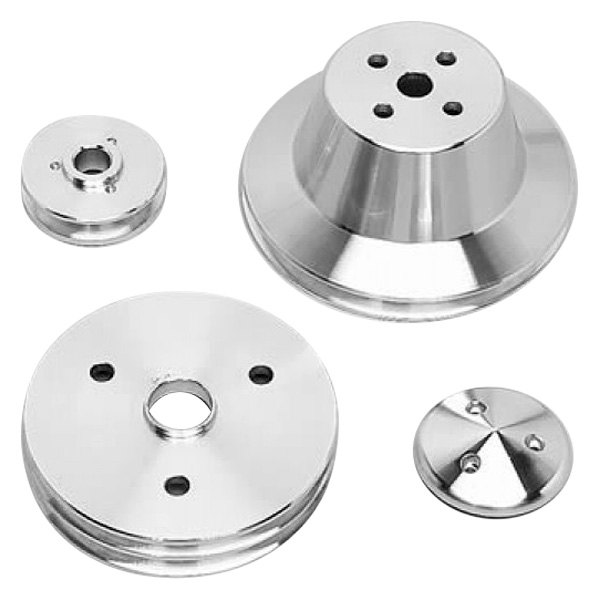 March Performance Pulley Kit Serpentine Performance Ratio: March Performance® 6015