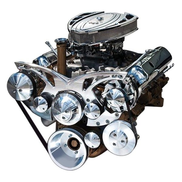 Oldsmobile Supercharger Kits: March Performance® 16030-06