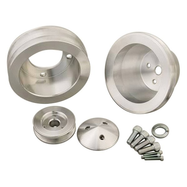 Belt pulley ratio : March performance? groove high water flow ratio v belt pulley kit
