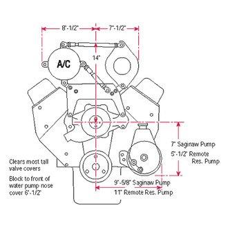 86 Mustang Eec Wiring Diagram besides 497234 Charging Diagram besides Serpentine Belt Tensioner Wrench furthermore Ac  pressor Repair Kit besides 12v Regulator Diagram. on 1964 mustang alternator wiring diagrams