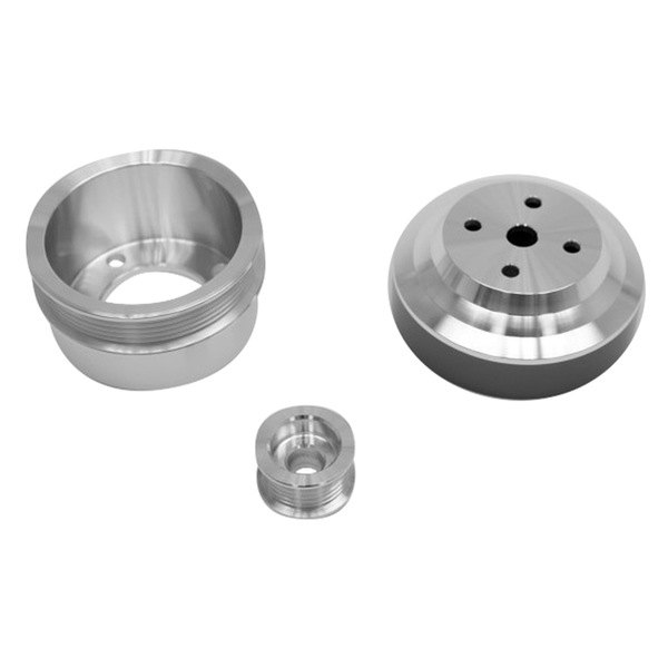 March Performance Pulley Kit Serpentine Performance Ratio: March Performance® 2215