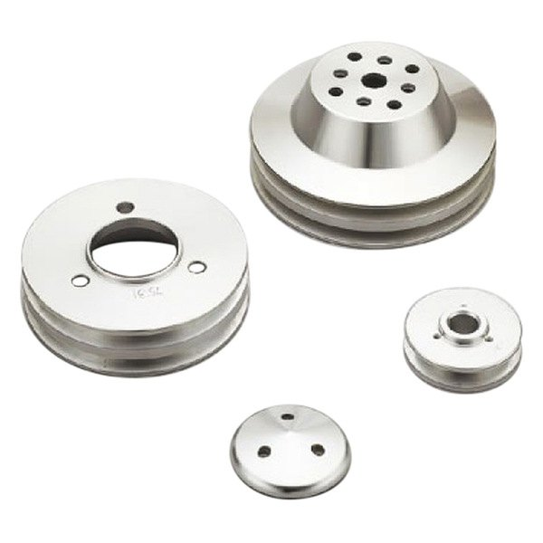 March Performance Pulley Kit Serpentine Performance Ratio: March Performance® 7530