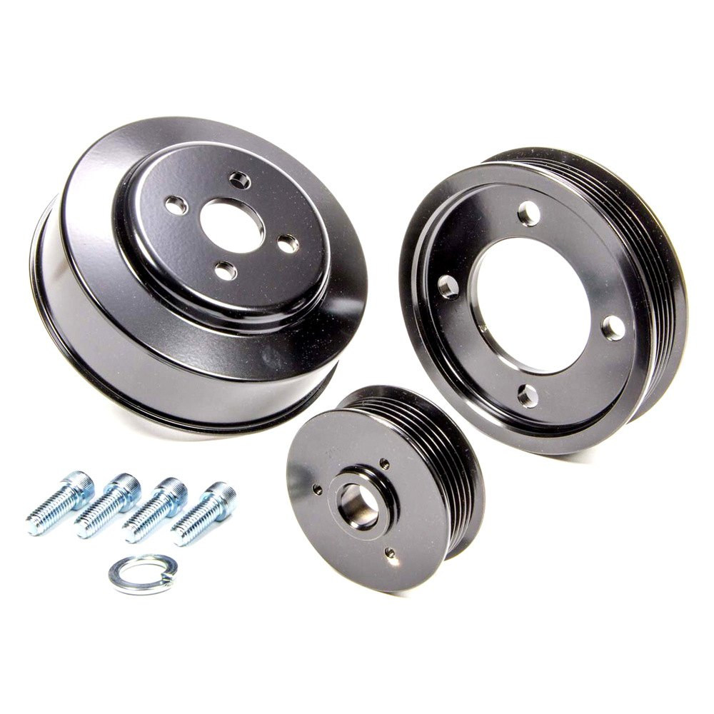 Tires Brands List >> March Performance® 1100-08 - 1994-95 5.0L Mustang Pulley Kits