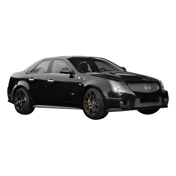 Cadillac Cts 2013 Price: Cadillac CTS / CTS-V 4 Doors 2013 Chrome Door Handle Covers