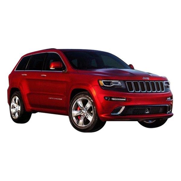 Chrysler 200 2015 Chrome Door Handle Covers