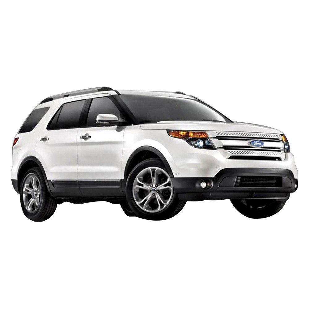 Marquee Ford Edge 2013 Chrome Door Handle Covers